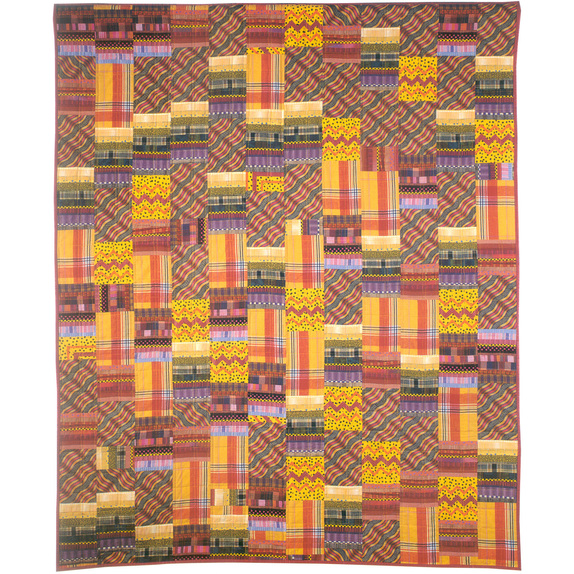 African Fabric I 1997